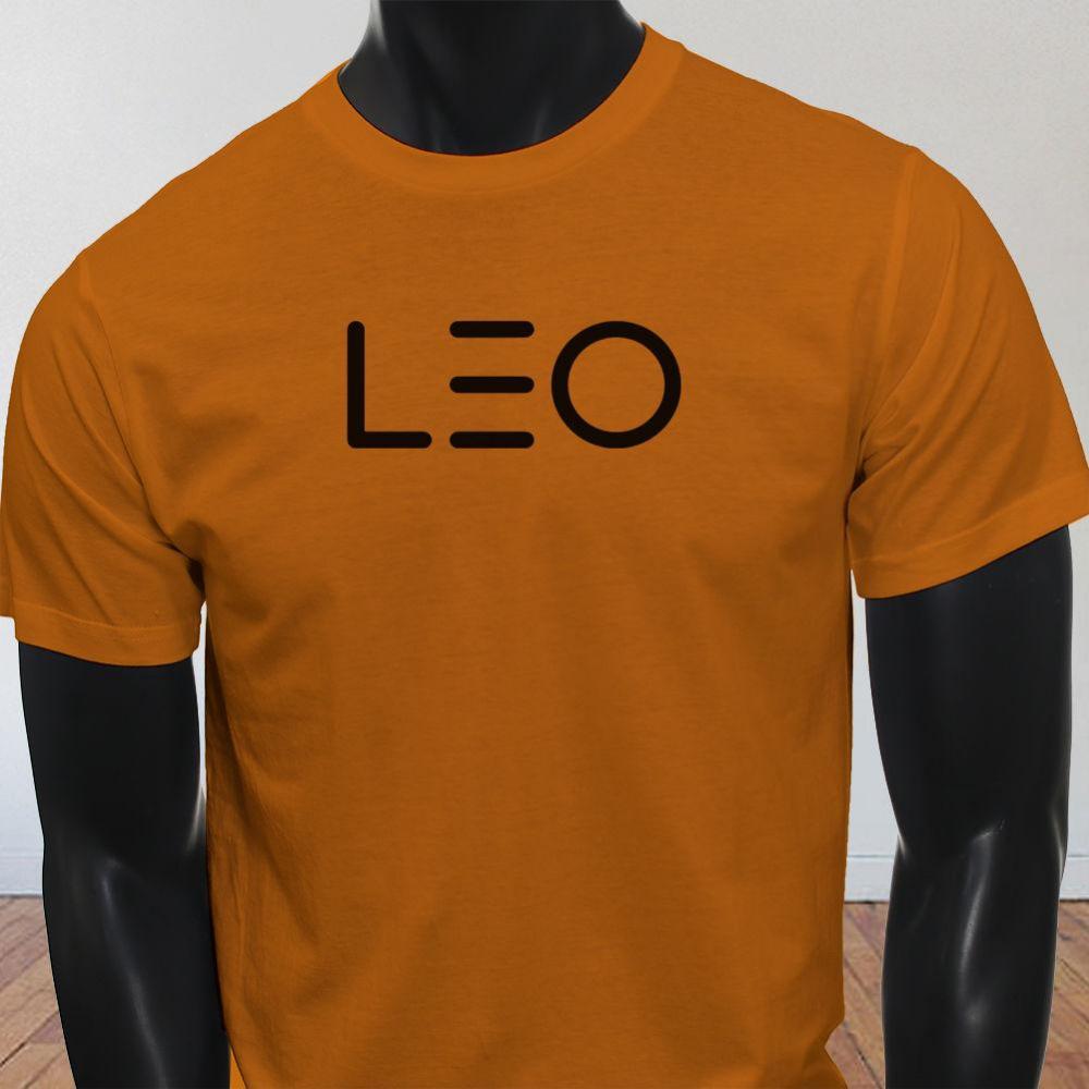 Fire Sun Lion Zodiac Horososcope Leo Red Astrological Sign Mens Black T-Shirt