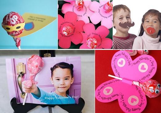 Valentines Day Homemade Gift Ideas  Here are some cute homemade