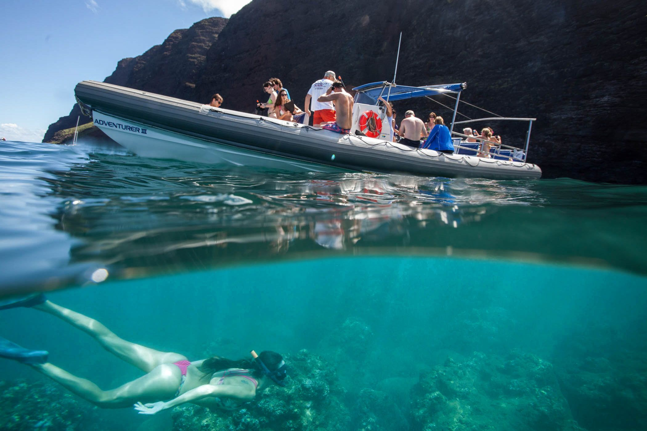 Come Adventure With Us To The Napali Coast On Our Unique