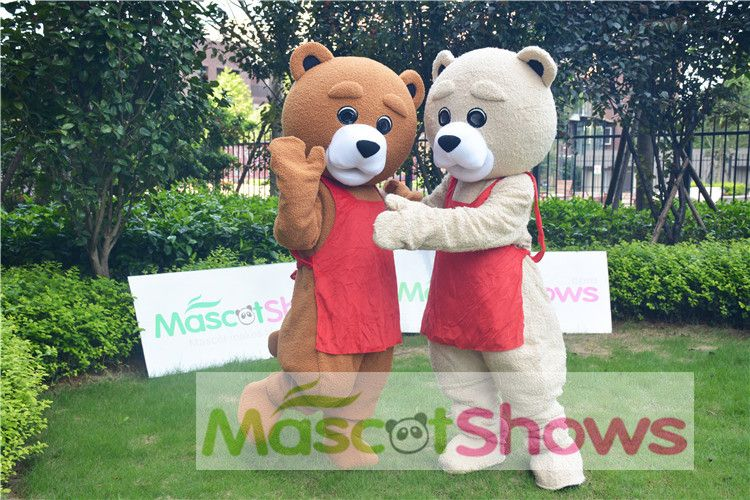 Pin by Mascotshows Steven on Teddy Bear Mascot Costume