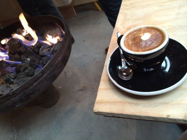 Do Your Thing Coffee, Marfa, Texas [travel: Marfa for the New Year — coffee wine & yoga: a food, travel & lifestyle blog]