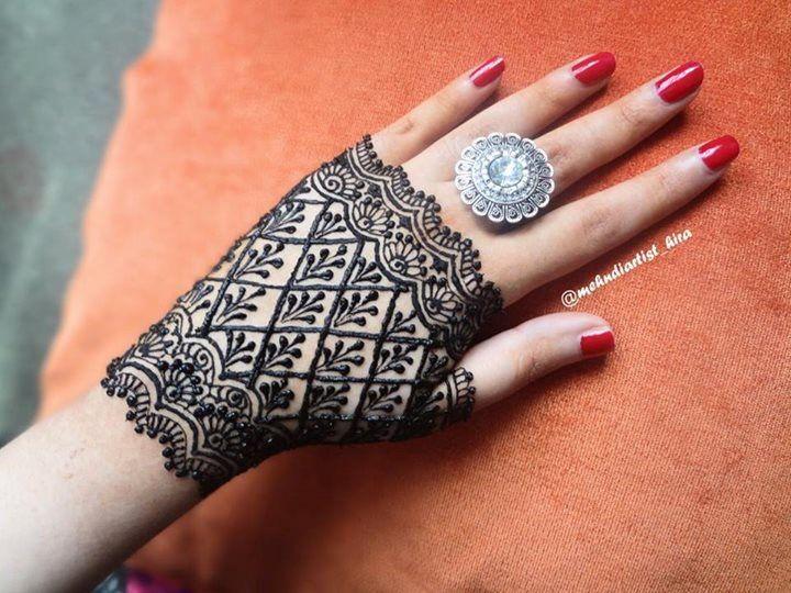 Mehndi Henna Kit Review : Pin by mehndiartist hira on henna mehndi