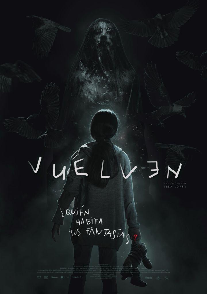 Resultado de imagem para Vuelven poster