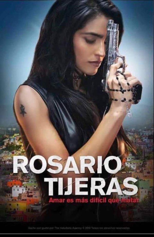 Rosario Tijeras (TV Series 2016- ????)