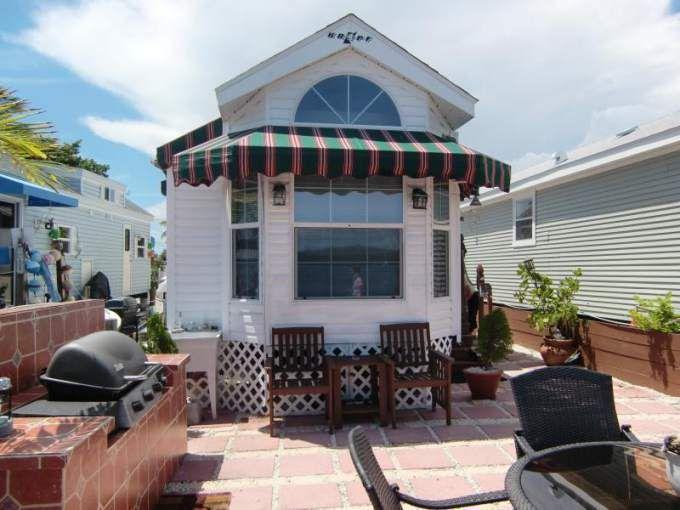 Stylish Key Largo Park Model Home Homes