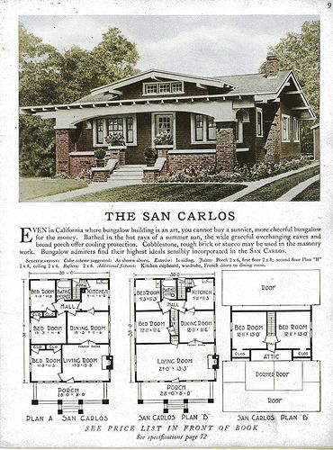 Sterling kit house the san carlos designs und h uschen for Sterling plan