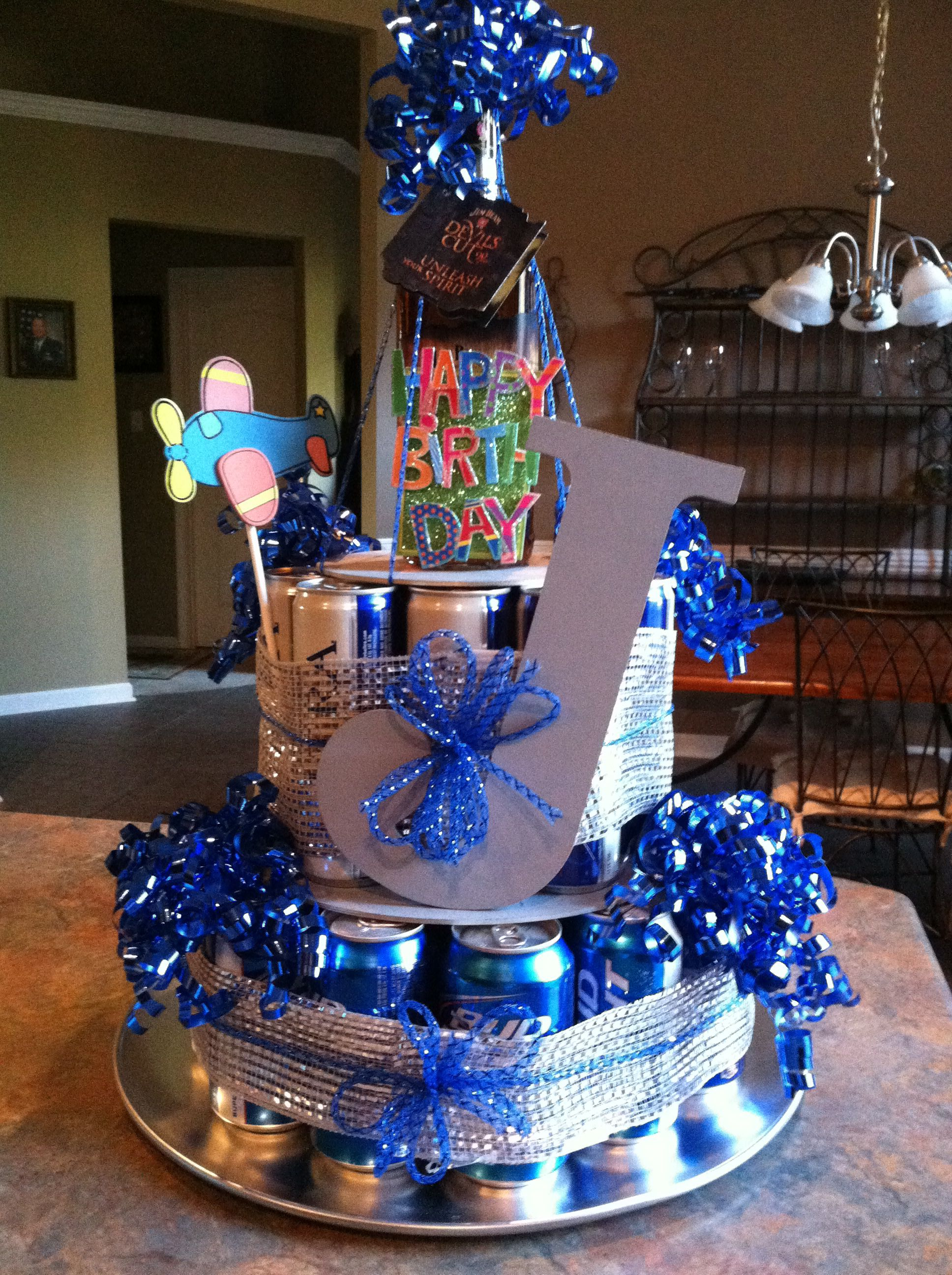 Beer Cake Beer Cake Gift Birthday Beer Cake Money