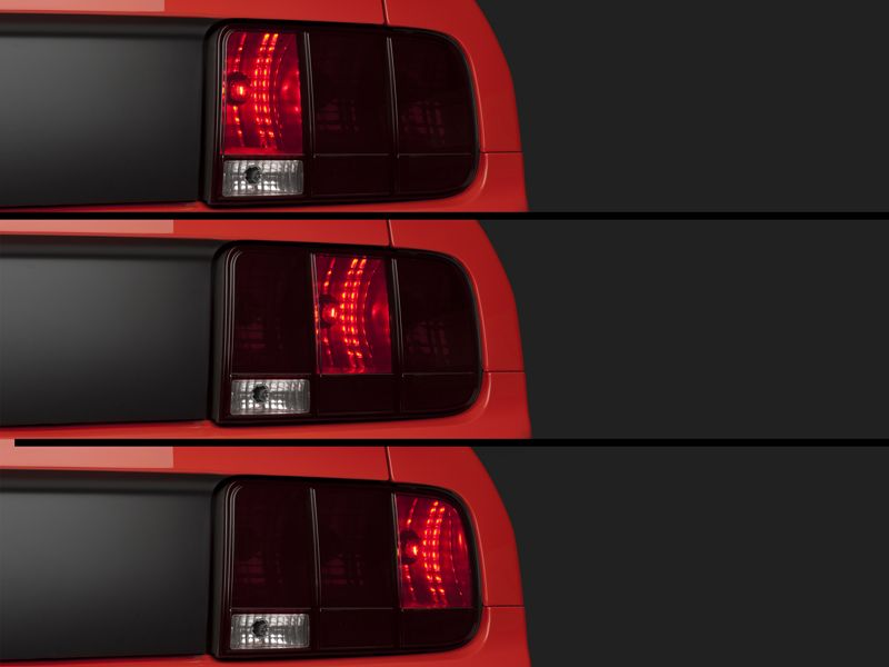 Axial Mustang Led Sequential Chase Tail Light Kit Plug And Play 12176 05 09 All Tail Light Hazard Lights Chase Light