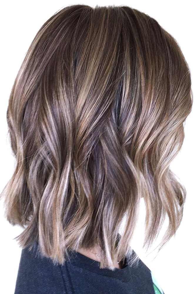 47 Highlighted Hair For Brunettes Shawn Poe Pinterest