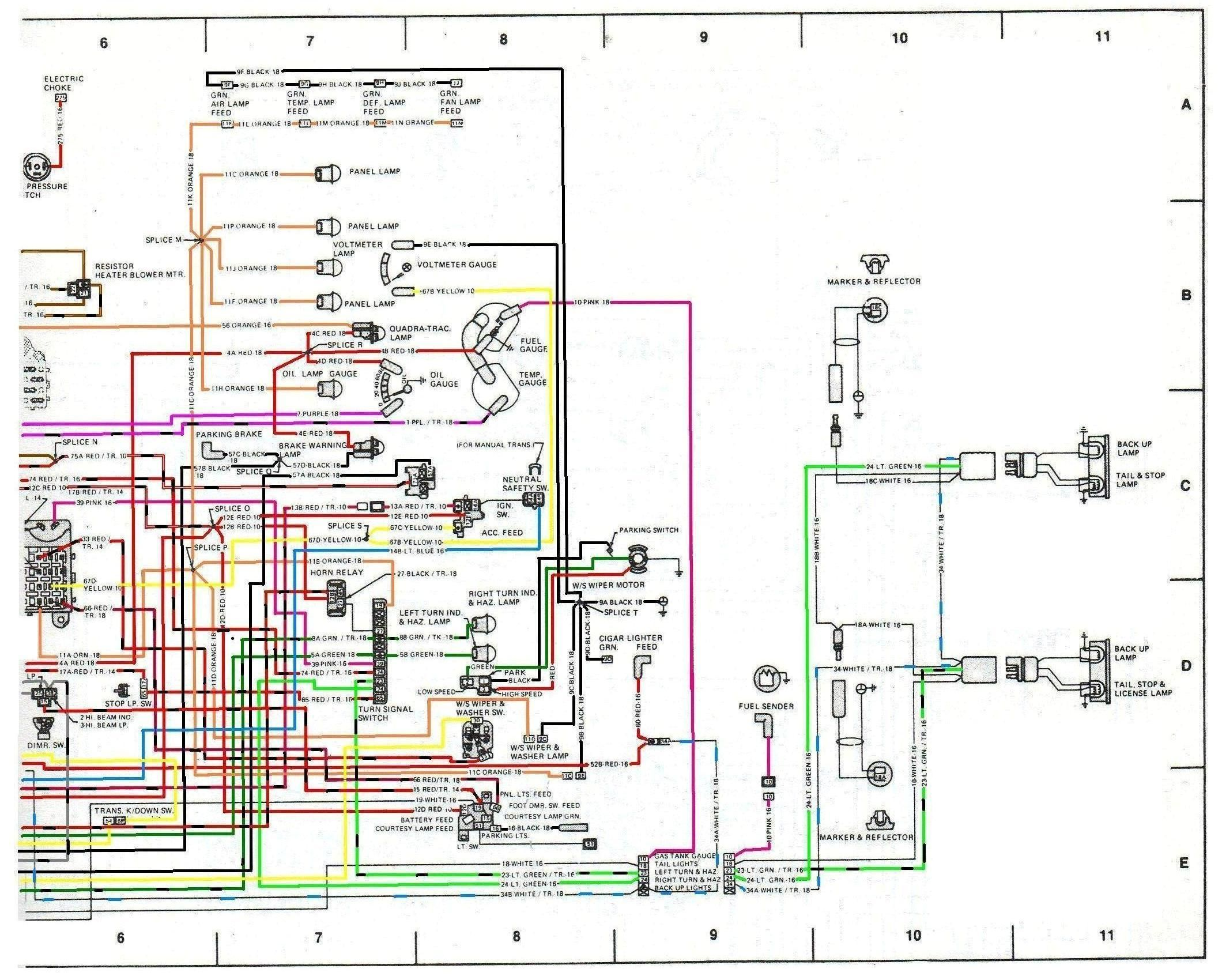 Cj Wiring Diagram - Wiring Diagram | Cj Wiring Diagram Note Gif |  | Wiring Diagram