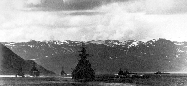 Running the Gauntlet: The Murmansk Run & WWII's Arctic Convoys