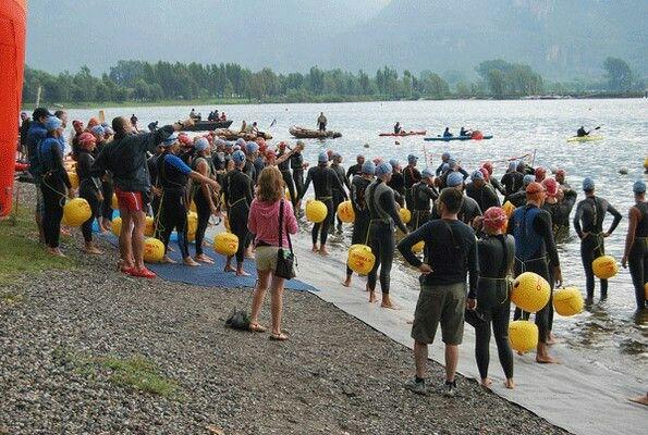 Lago di Idro, Idromeer Italie, swim lake by Anfo, by Active Italia Vacations