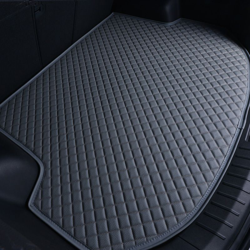 Trunk Mat For Audi A1 A3 A4l A6l A8 Q3 Q5 Q7 Tt S3 Rs5 6 7 8 R8 Boot Mat Cargo Floor Tray Protector Rear Trunk Liner C Leather Trunk