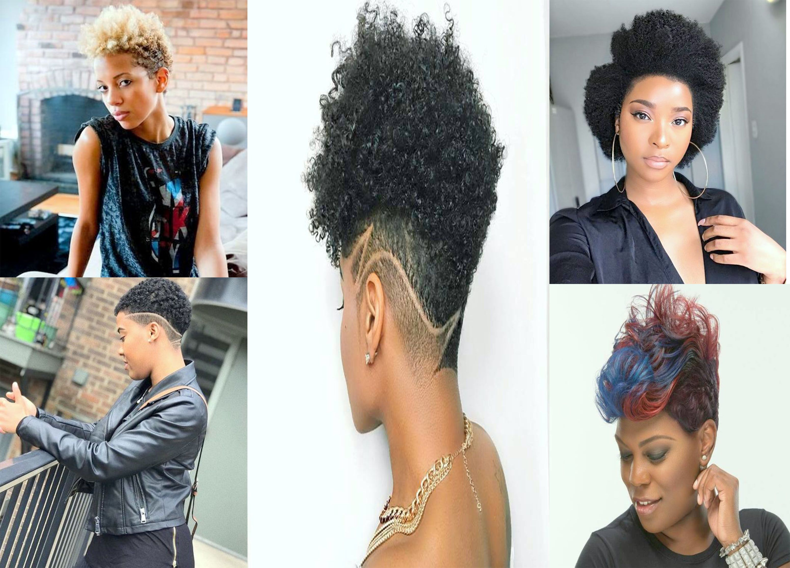 Protective hairstyles for short natural hair short hair styles