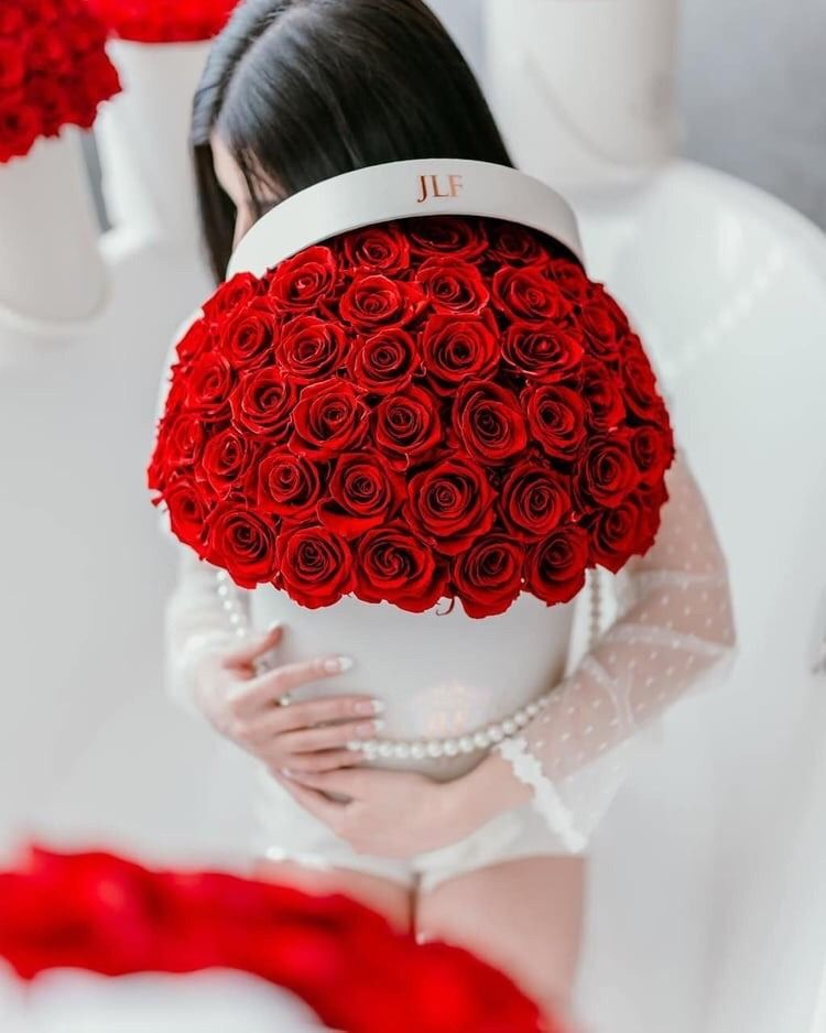 ℓυηα мι αηgєℓ ♡ — Roses … Rojo, Flores, Ñoras