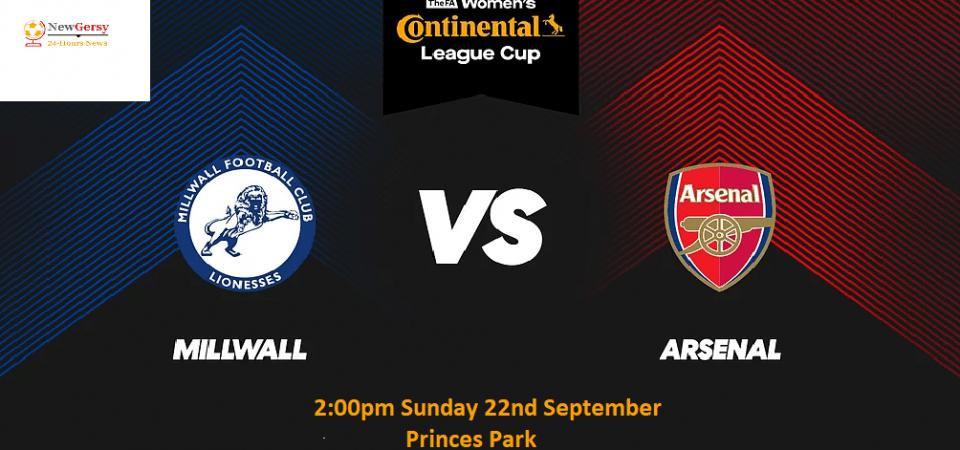 Tottenham Women vs Arsenal Women Live stream FA Women's
