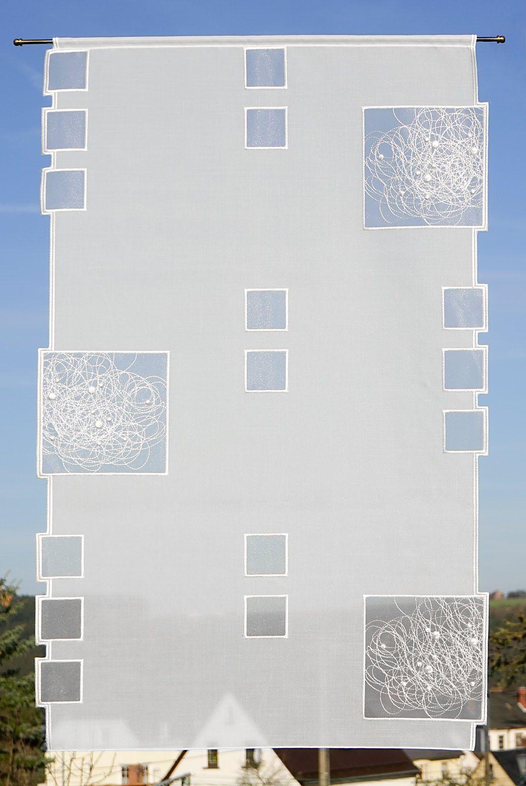 Flächenvorhang Modern Günstige Flächenvorhänge Plauener