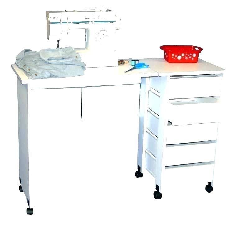 Craft Table On Wheels Folding Cabinet Diy Corporativainfo Diy
