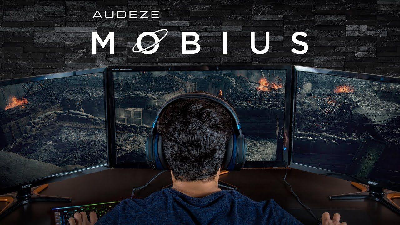 Introducing Audeze Mobius: Immersive Cinematic 3D Audio