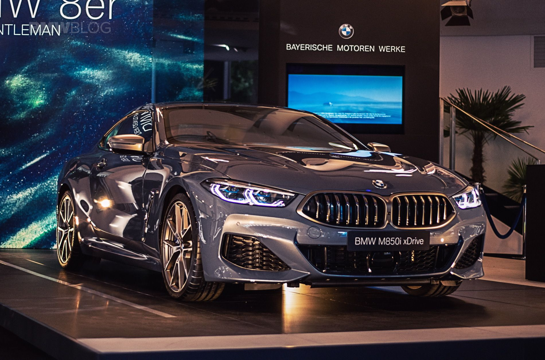 Cool Photos Of The 2019 Bmw M850i Coupe Bmw Super Fast Cars