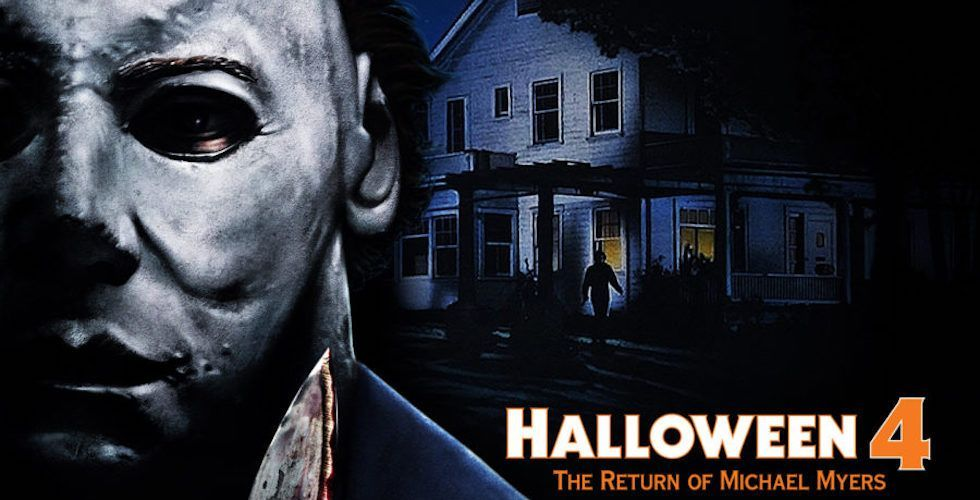 'Halloween 4 The Return of Michael Myers' announced for