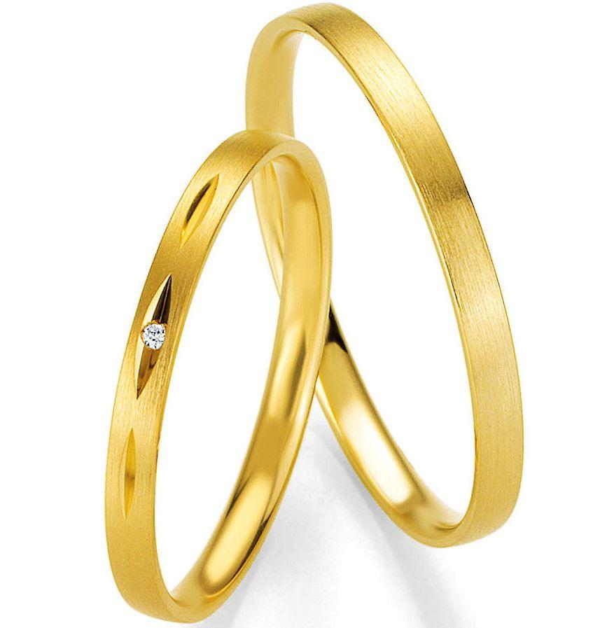 333 Gelbgold Trauringe Breuning 48 04331 Gem Gem Engagement And