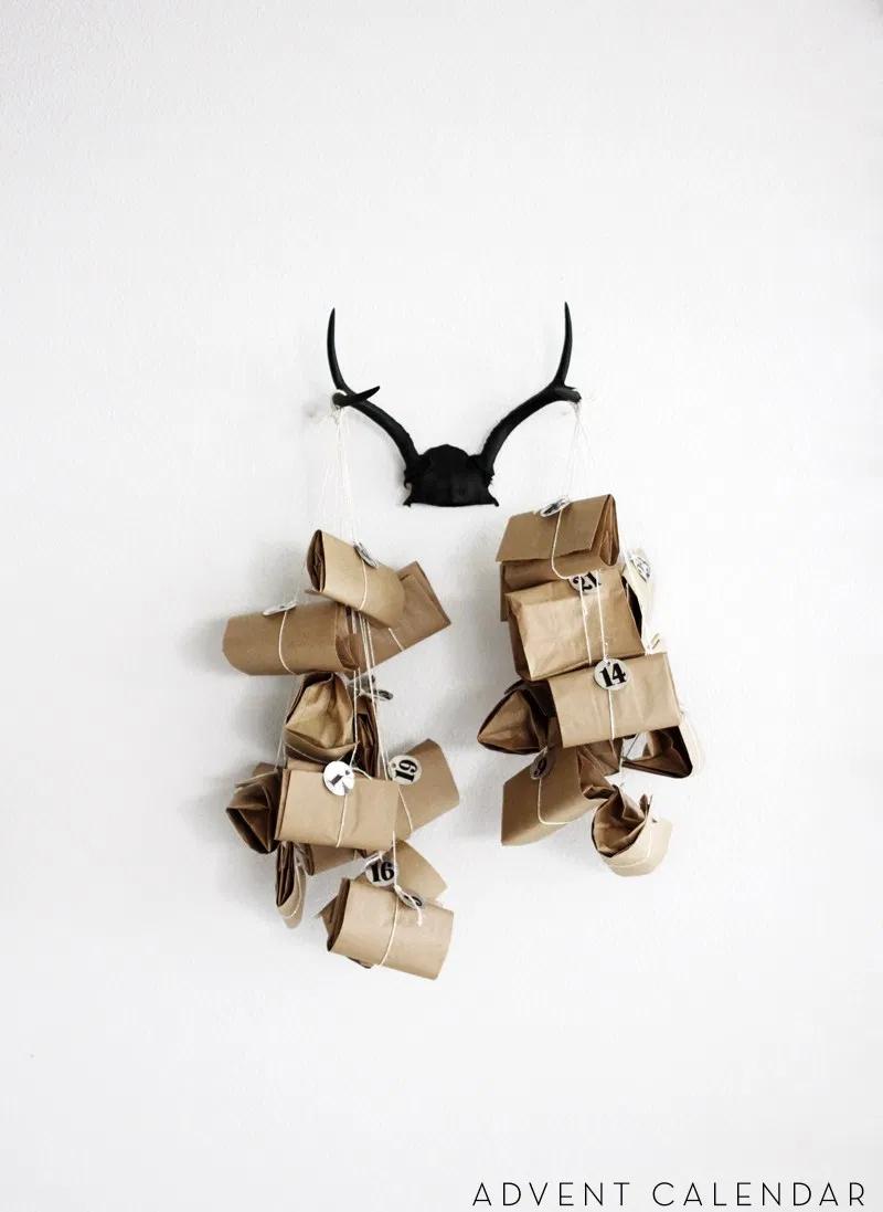 39 idées de calendrier de l'avent DIY à fabriquer soi-même #calendrierdel#39;avent 39 idées de Calendrier de l'Avent DIY à fabriquer soi-même | Maison Allaert Blog #calendrierdel#39;avent