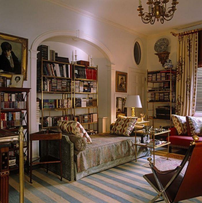 1001 ideas de salones modernos decorados en estilo bohemio pinterest - Salones modernos decorados ...
