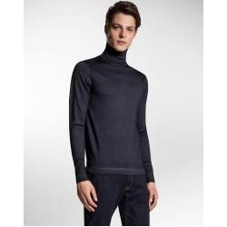 Photo of Roll collar pullover –  Roll collar pullover in frosted visor Optik PeutereyPeut…