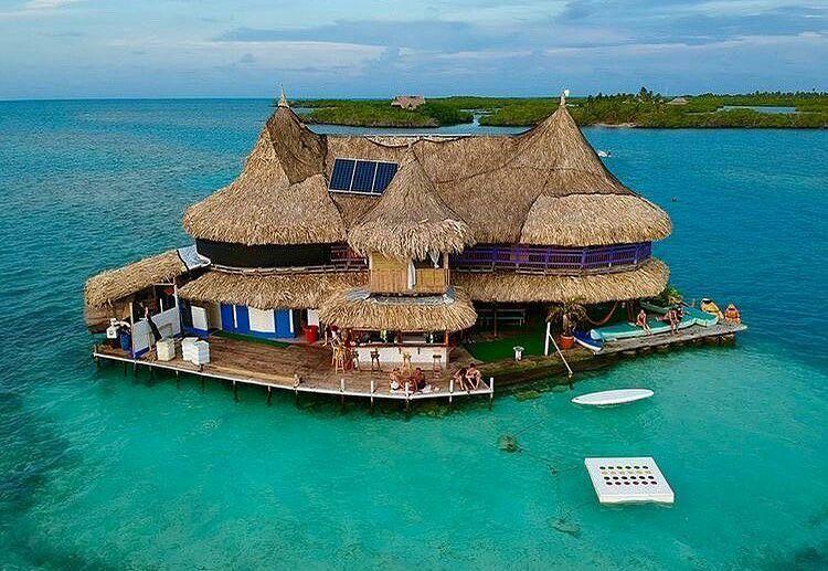 Islas del Rosario, Cartagena, Colombia | Resort, Caribbean, Caribbean sea