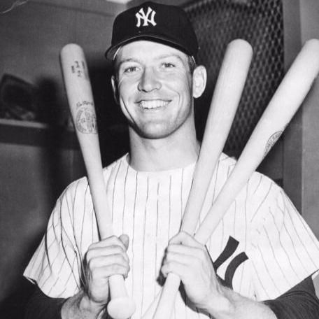 Photo of Mickey Mantle died on August 13, 1995 at age 63