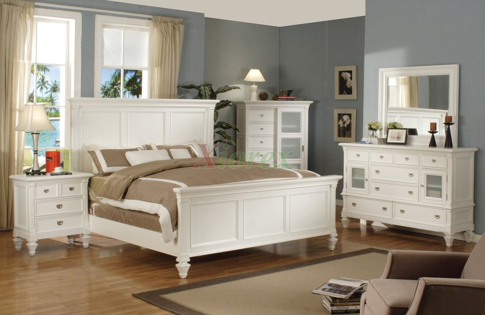 White Bedroom Sets bedroom furniture set 126 | xiorex | for the home | pinterest