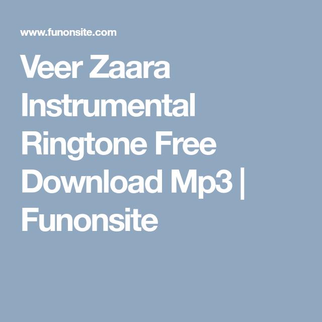 veer zaara theme instrumental mp3