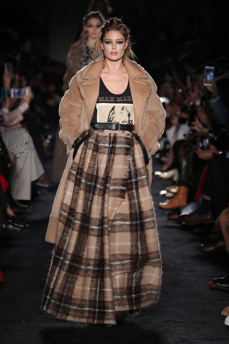 042ed2d58b27b Max Mara, inverno 2019  o clássico não precisa ser conservador - Vogue    Desfiles