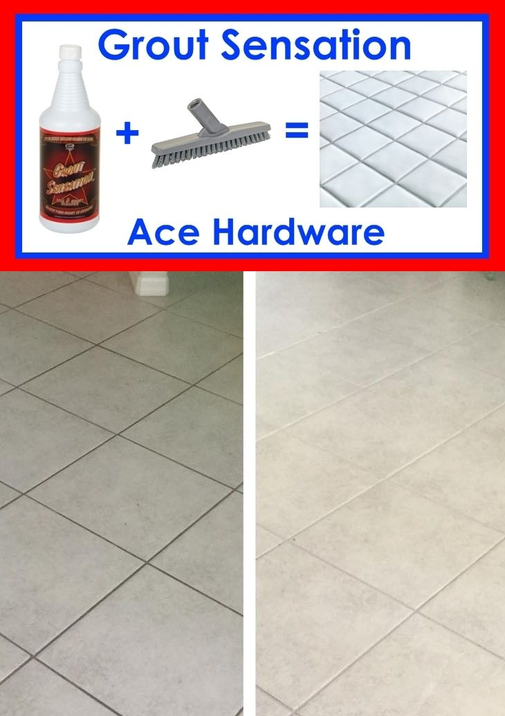Pin On Grout Sensation Ace Hardware Grout Cleaner Grout Cleaning