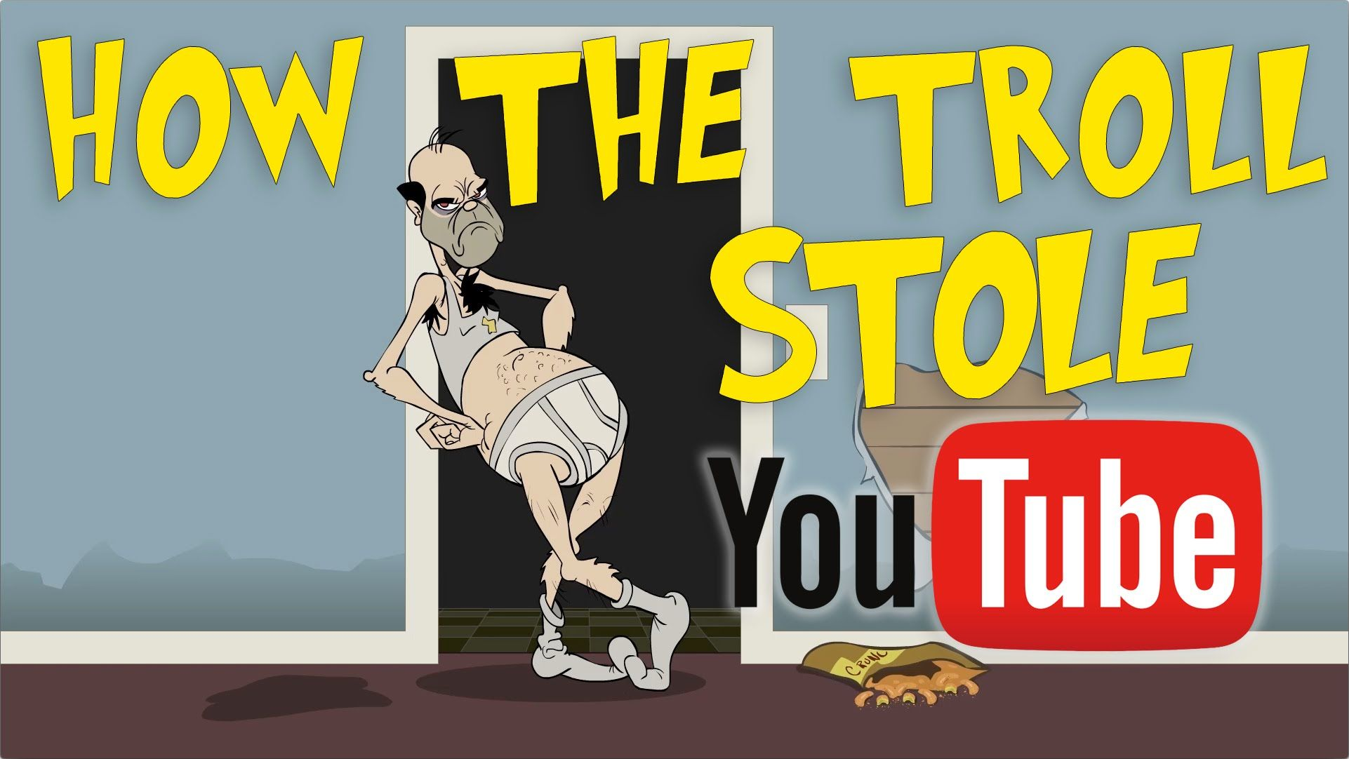 How The Troll Stole Youtube Nasser Akkad General Grinch Who