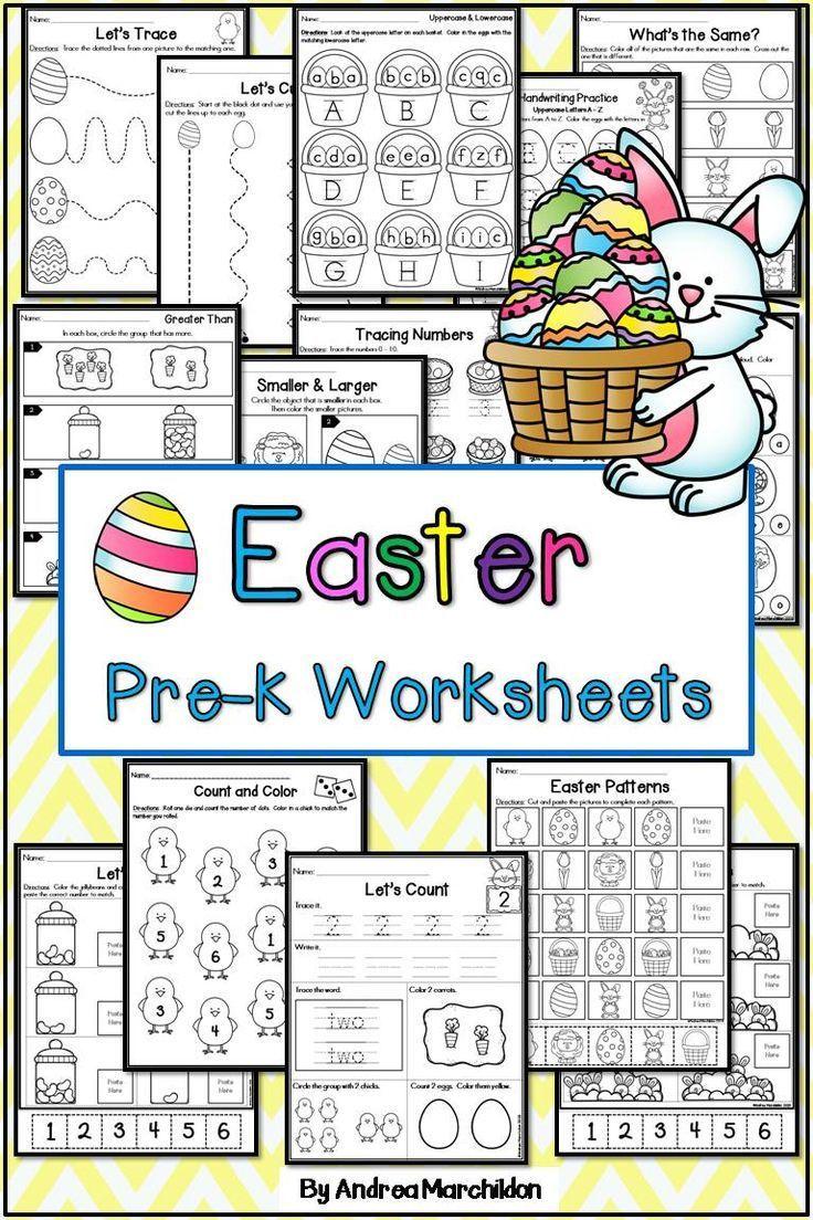 Easter Printables Preschool Holiday Printables Pinterest