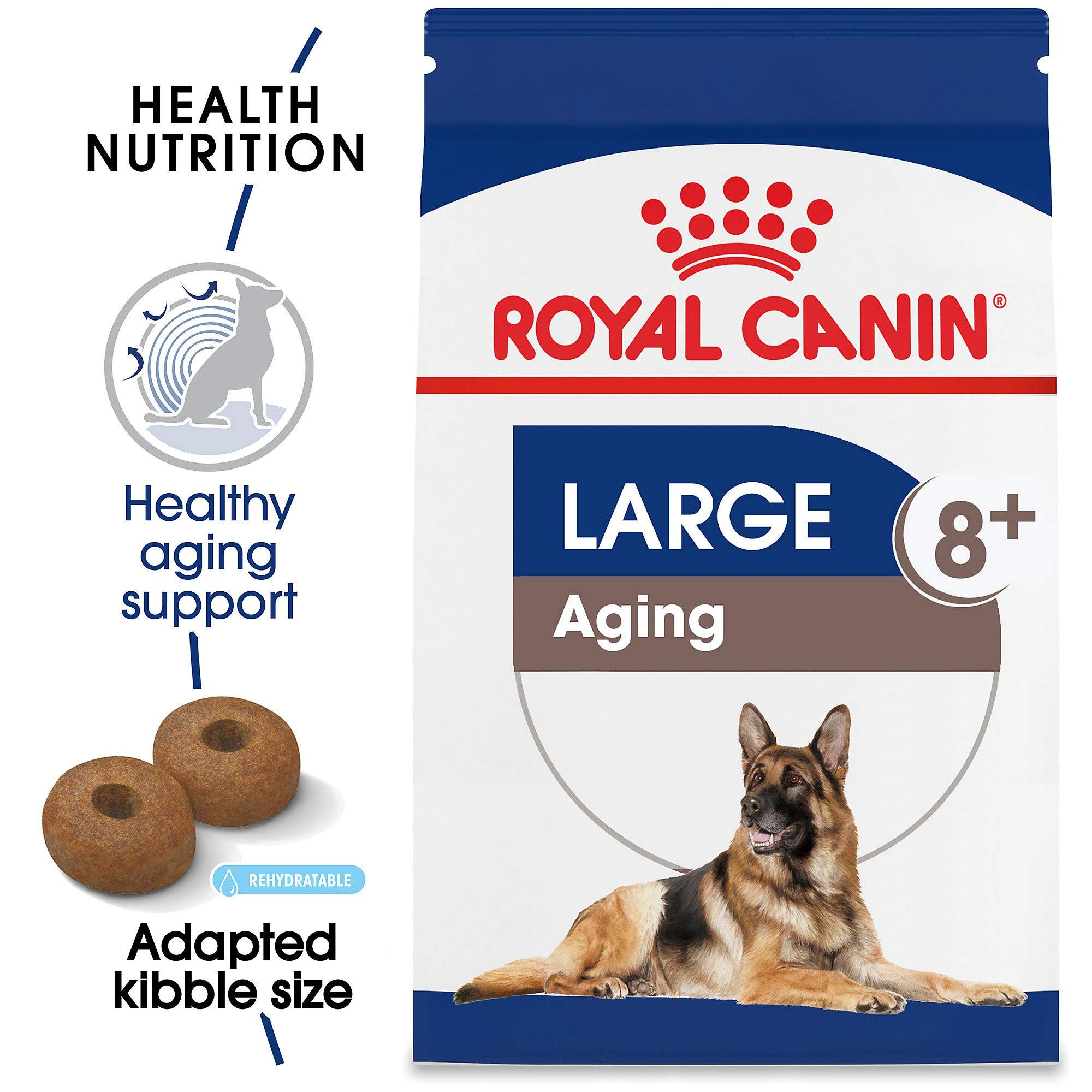 Royal Canin Size Health Nutrition Large Aging Dry Dog Food Dry