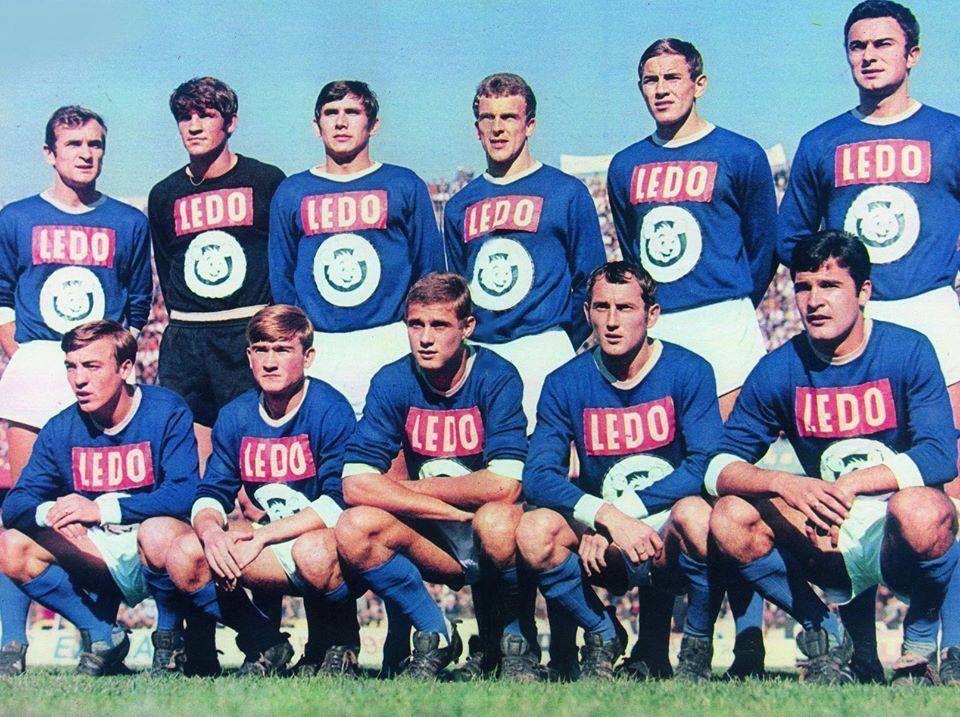 Dinamo Zagreb 1968 Retro Football Baseball Cards Retro