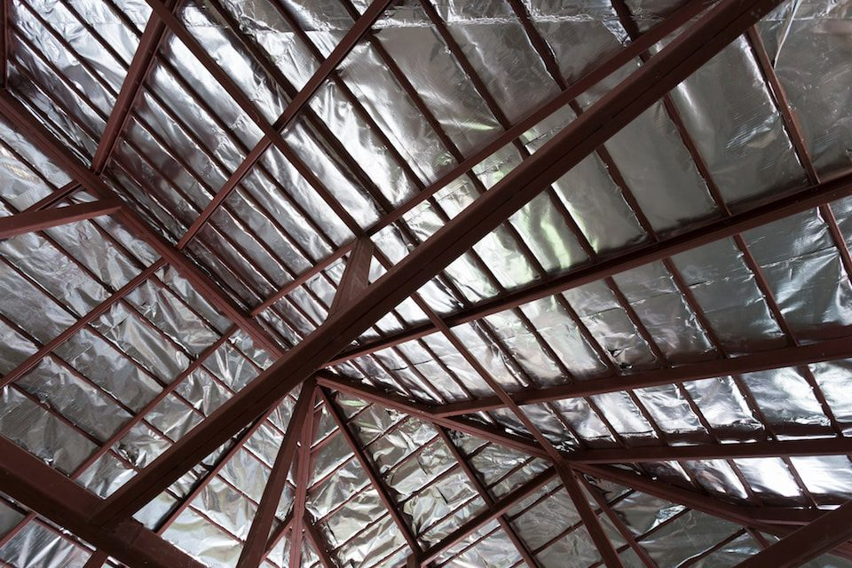 Radiant Barrier Radiant Barrier Roof Insulation Roof Insulation Materials
