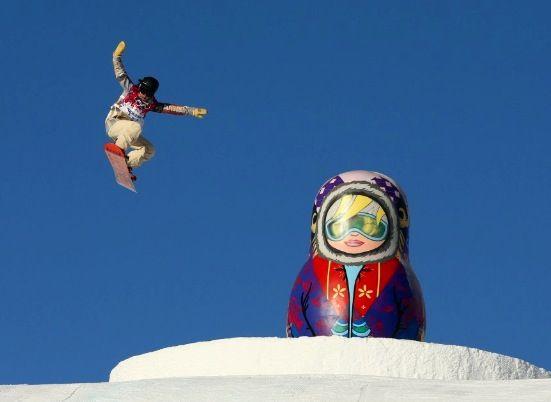 ....Beautiful!!!! Sochi Winter Olympics Games 2014!!