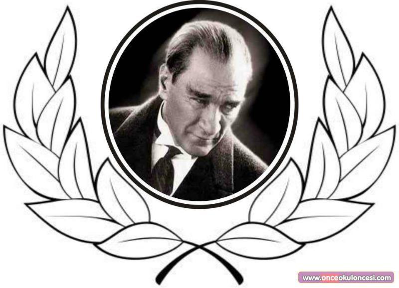 Bireysel Karma Atatürk Etkinliklerimiz Kalıplı önce Okul