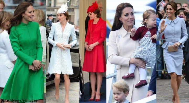 Duchess Kate: Alice Temperley