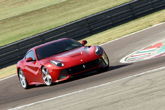Ultimate Fantasy 1: 2013 Ferrari F12 Berlinetta - Automobile Magazine #Cars-Motorcycles