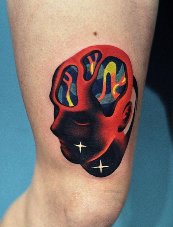 Cote Tattoo david cote tattoo | tattoos | pinterest | tattoos, psychedelic