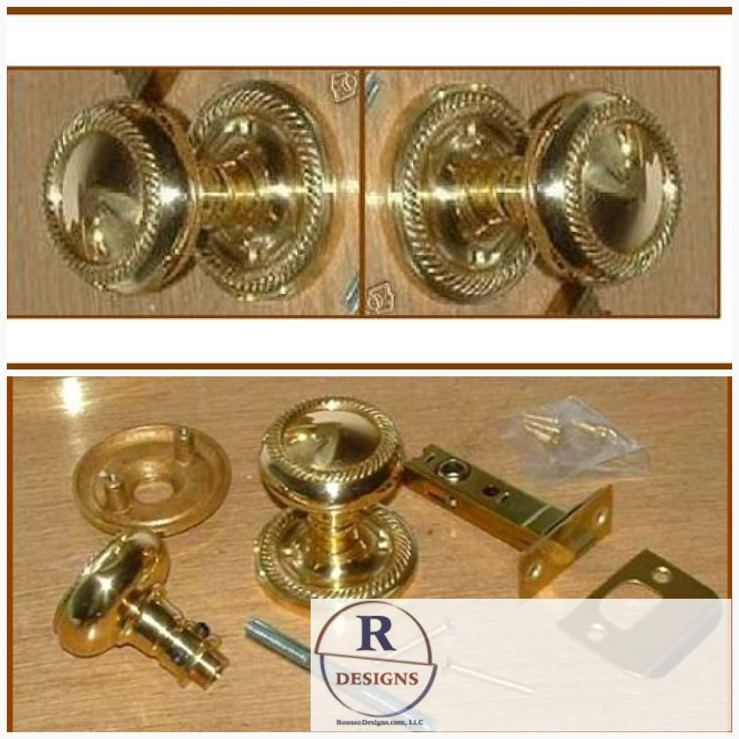 Pin On Crystal Door Knobs Dummy Door Knobs Interior Antique Vintage Glass Perfect Reproductions