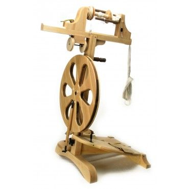 $1,018.22 The NEW Paradise Fibers Spinning wheel. It is the most advanced wheel on the market. Perfect for any level of spinner!