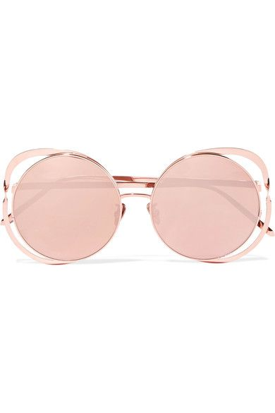 4cc32a0286a82 LINDA FARROW .  lindafarrow  sunglasses Parecidas