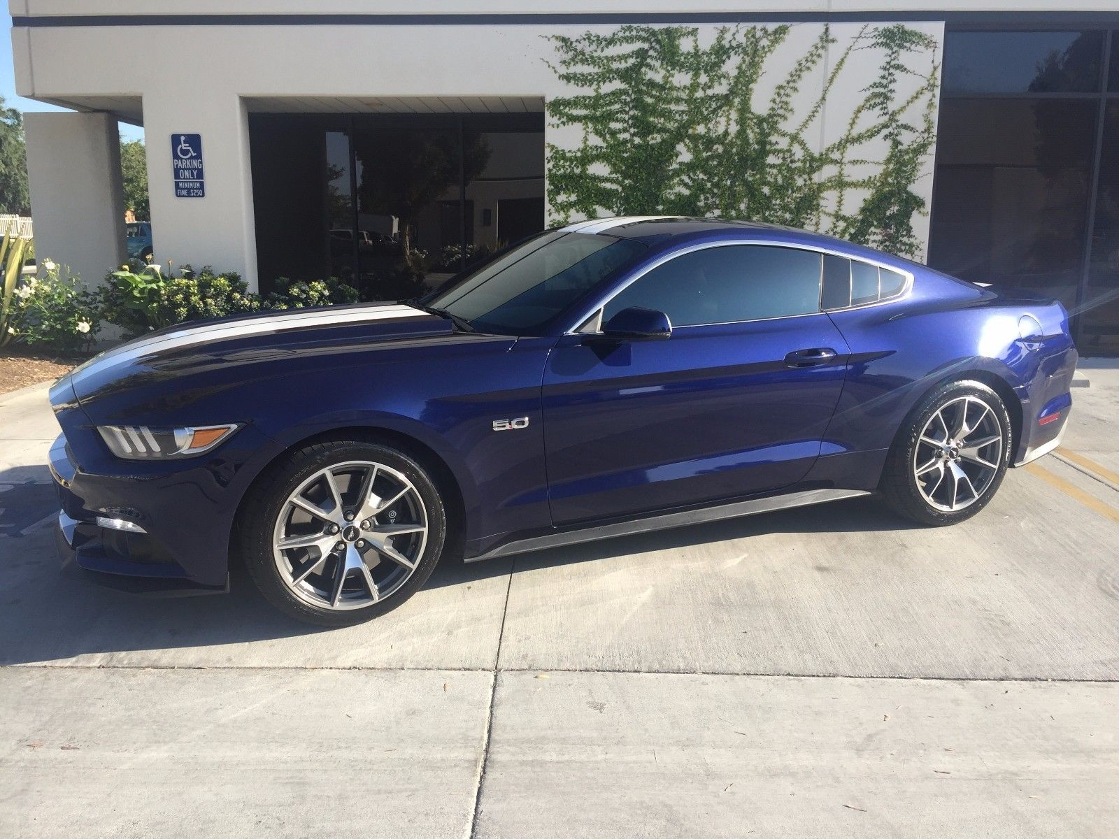 Ebay 2015 ford mustang gt 50 years limited edition coupe 2 door 2015 ford