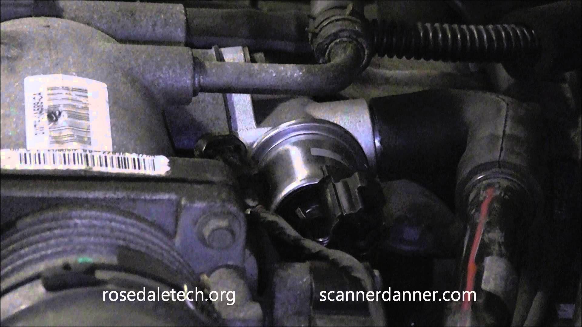 ford idle air control iac valve test how to adjust minimum idle speed  [ 1920 x 1080 Pixel ]